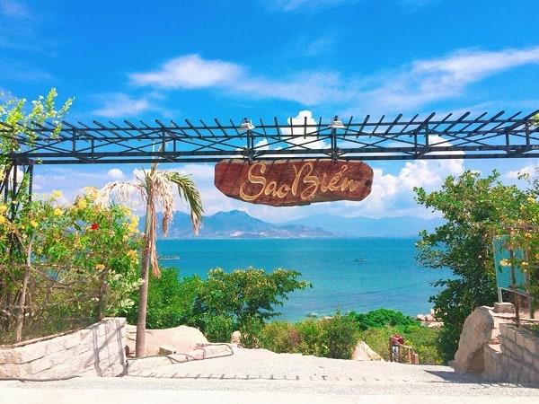 Cách đi đến khu du lịch Sao Biển Cam Ranh