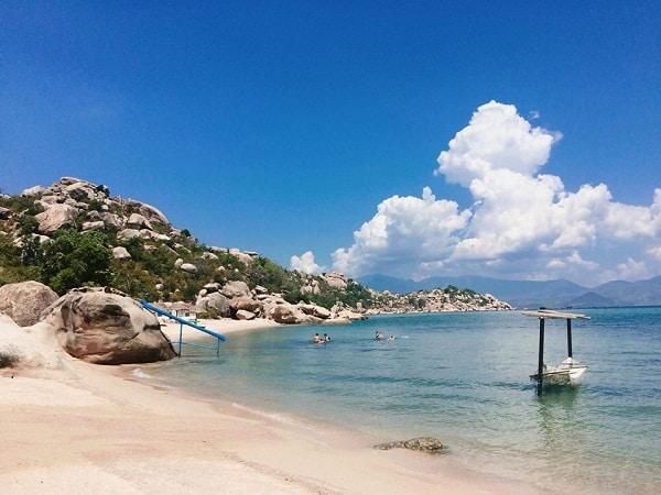 Kinh nghiệm đi khu sinh thái Sao Biển Cam Ranh