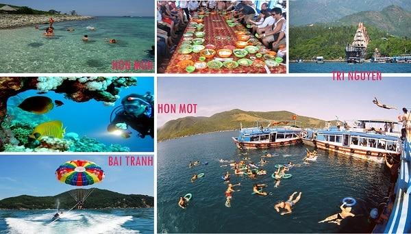 Kinh nghiệm du lịch Nha Trang 1 ngày giá rẻ: Du lịch Nha Trang 1 ngày nên đi đâu chơi?