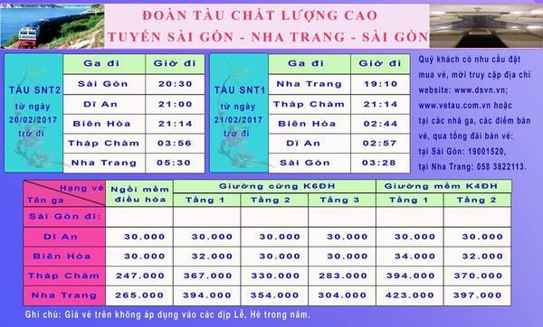 Kinh nghiệm du lịch Nha Trang bằng tàu hỏa mới nhất. Những thông tin quan trọng du lịch Nha Trang bằng tàu hỏa lưu ý, giá vé...