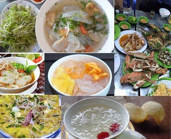 Kinh nghiệm du lịch Nha Trang tự túc: Du lịch Nha Trang nên ăn gì?