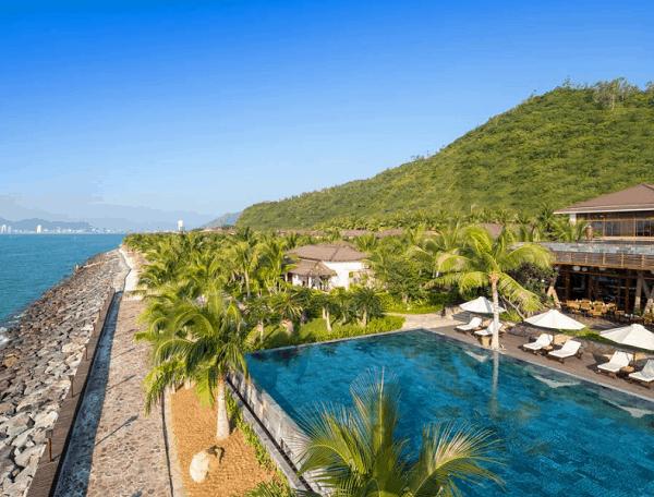Khách sạn, khu nghỉ dưỡng cho cặp đôi đi tuần trăng mật Nha Trang
