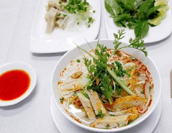 Bún cá Mịn – Bún cá Ninh Hòa Nha Trang