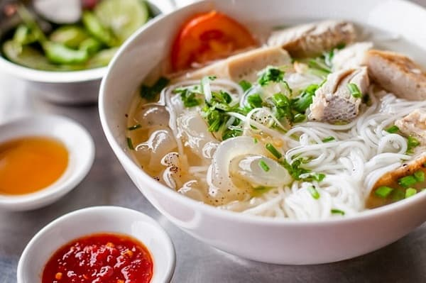 Địa chỉ ăn bún sứa ngon nhất ở Nha Trang