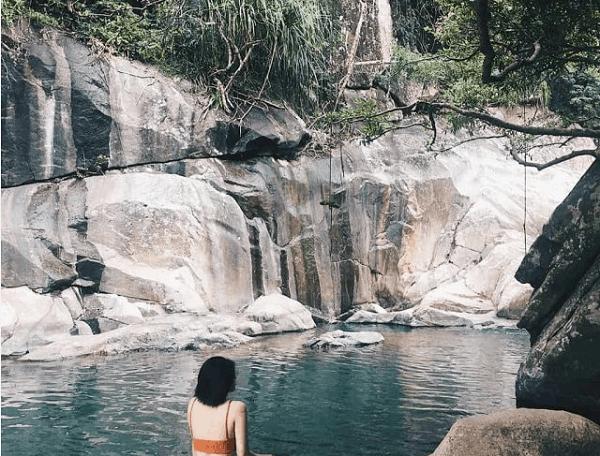 Đi Suối Ba Hồ Nha Trang vào thời gian nào đẹp nhất?