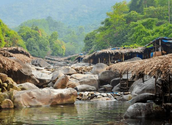 Kinh nghiệm du lịch Suối Ba Hồ Nha Trang