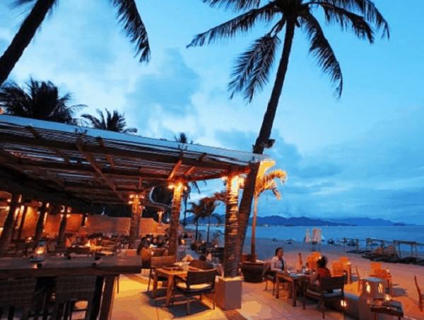Nhà hàng Sen Việt Nam - Nhà hàng có view biển ở Nha Trang