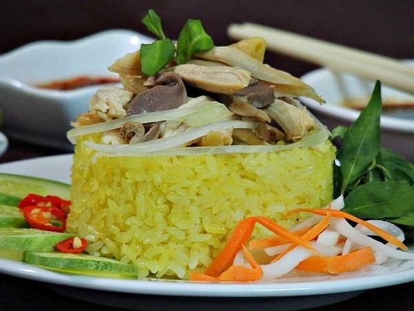 Những quán cơm gà ngon nhất Nha Trang - Cơm gà số 1