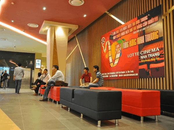 Review các rạp chiếu phim ở Nha Trang