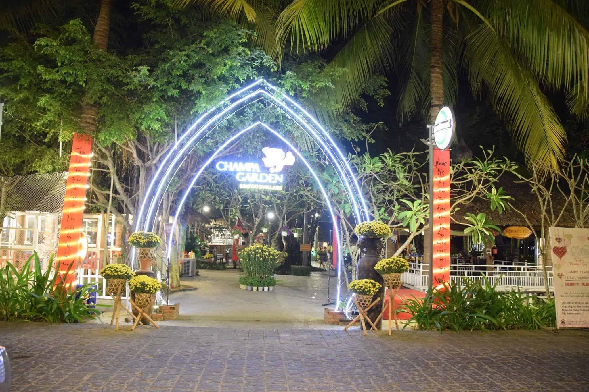 Review khu du lịch Champa Garden, Nha Trang đẹp độc lạ. Kinh nghiệm du lịch Champa Garden, Nha Trang cụ thể, chi tiết, thú vị...