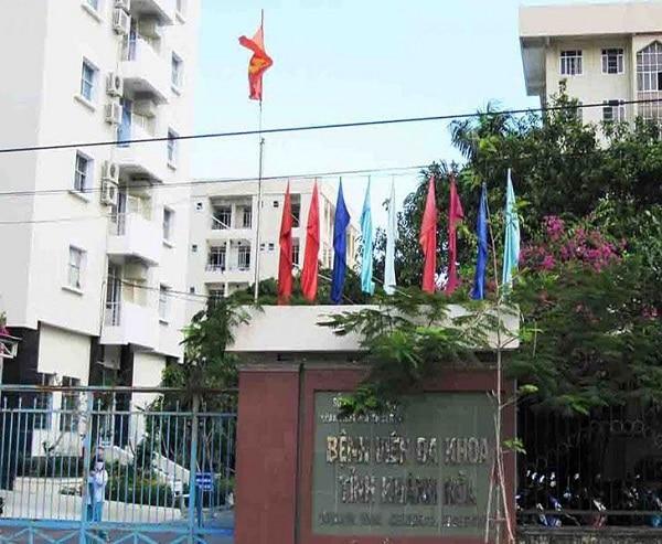 Danh sách các bệnh viện công ở Nha Trang