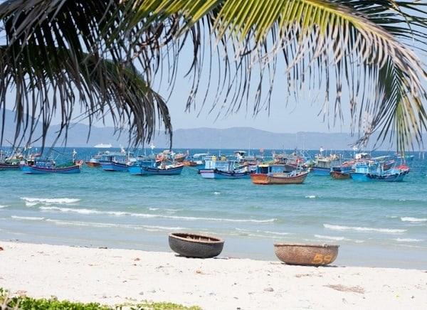 Các làng chài thu hút du khách ở Nha Trang. Làng chài Ninh Thủy