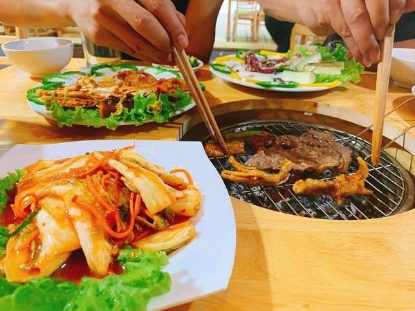 Quán nướng 430 - quán nướng ngon ở đường Nguyễn Thị Minh Khai Nha Trang