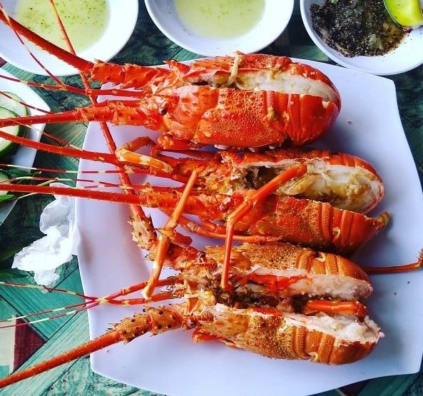 Quán Biển Đêm – quán ăn đêm ngon ở đường Nguyễn Thị Minh Khai Nha Trang