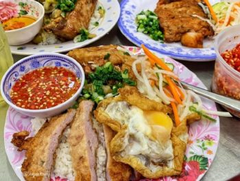 Cơm Tấm - Đặc sản trứ danh của Sài Gòn