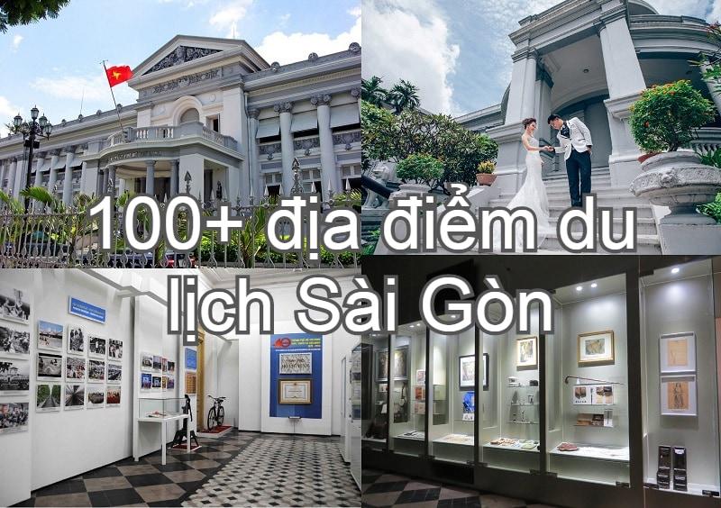 Địa điểm du lịch Sài Gòn miễn phí. Bảo tàng Hồ Chí Minh