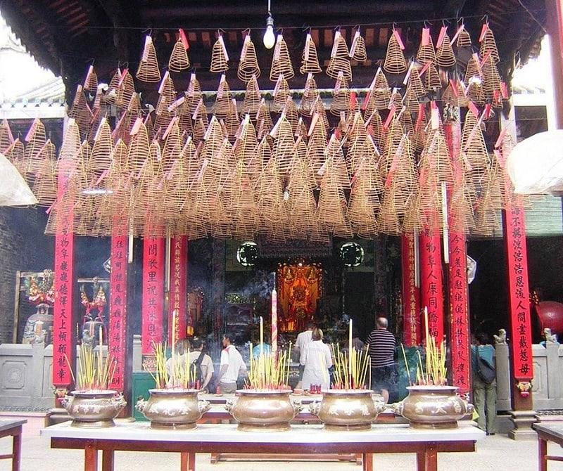 Địa điểm du lịch ở TP HCM - Hội quán Tam Sơn