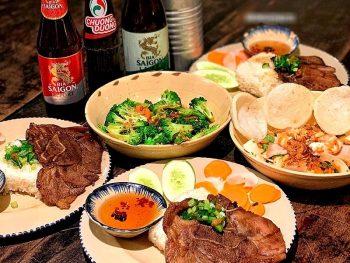 Quán cơm tấm Sài Gòn Quận 1 ngon, nổi tiếng