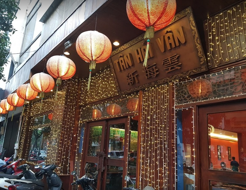 Ăn gì ở quận 1 Sài Gòn? Các quán ăn ngon quận 1. Quán đồ ăn Hoa - Tân Hải Vân