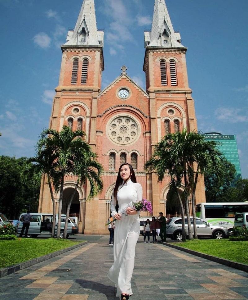 Địa điểm chụp hình miễn phí ở Sài Gòn