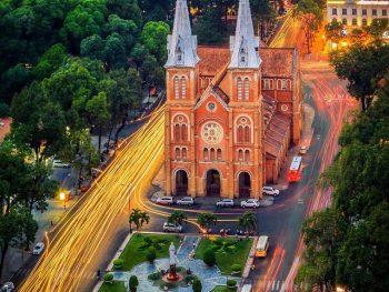 Nên đi Sài Gòn vào tháng mấy thời tiết mát mẻ, ít mưa và cảnh đẹp?