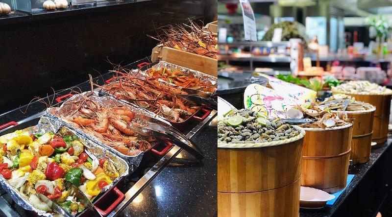 Sài Gòn có nhà hàng buffet hải sản nào ngon, nổi tiếng? Ăn buffet hải sản ở Tphcm