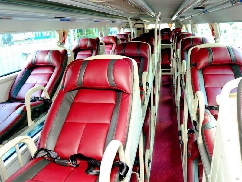 Xe khách Nha Trang đi tphcm chất lượng, giá rẻ nhất