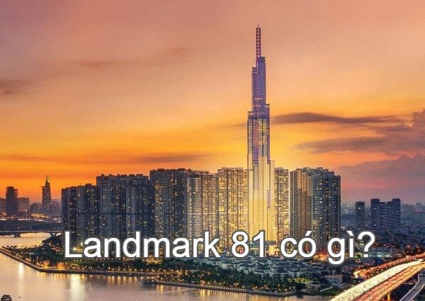 Tòa nhà Landmark 81 có gì thú vị?