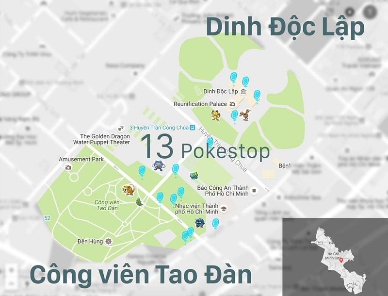 Kinh nghiệm đi công viên Tao Đàn địa chỉ, sơ đồ, vị trí cổng NEW. Hướng dẫn đi công viên Tao Đàn đường đi, trò chơi, địa chỉ...