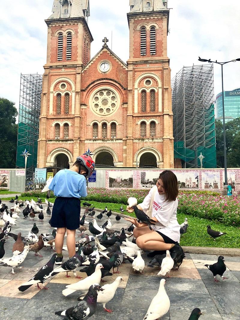 Nhà thờ Đức Bà Sài Gòn có gì chơi?