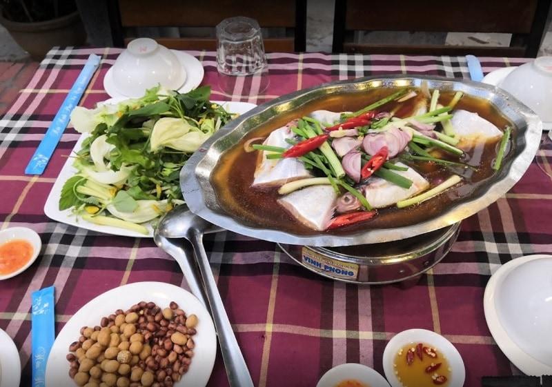 Quán ăn quận 2 Sài Gòn ngon. Quán ăn 3C