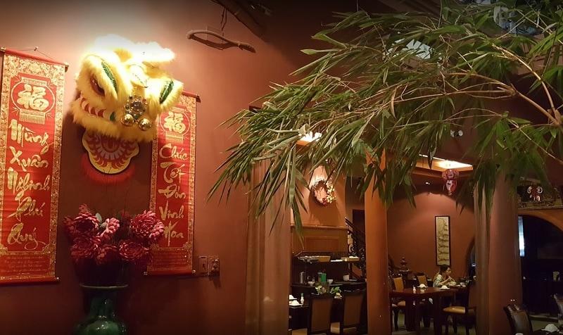 Quán ăn quận 2 Sài Gòn ngon. Quán chay ngon ở quận 2. Nhà hàng Chay Bếp xanh An Duyên
