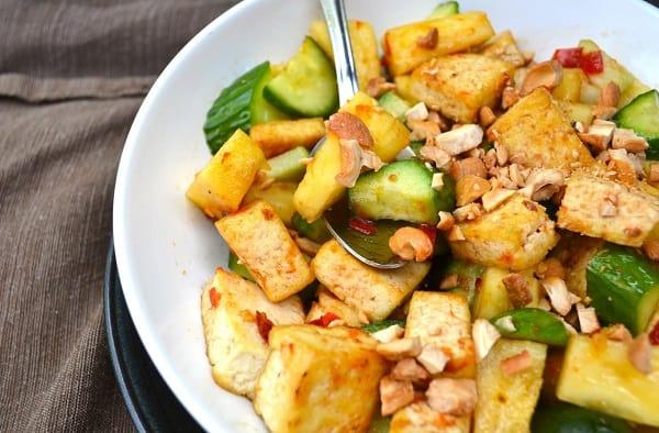 Salad trộn rau quả – Rojak món ăn ở Singapore ngon, tốt cho sức khỏe