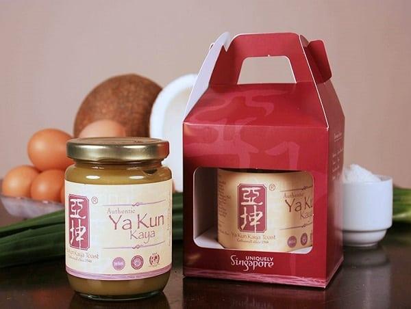 Du lịch Singapore nên mua gì - Ya Kun Kaya, đặt sản của Singapore