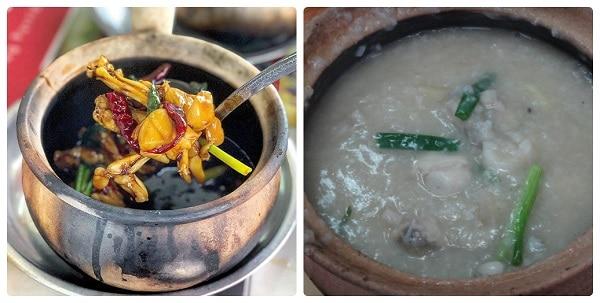 Địa chỉ ăn cháo ếch Singapore ngon nhất: Cách nấu cháo ếch Singapore đơn giản