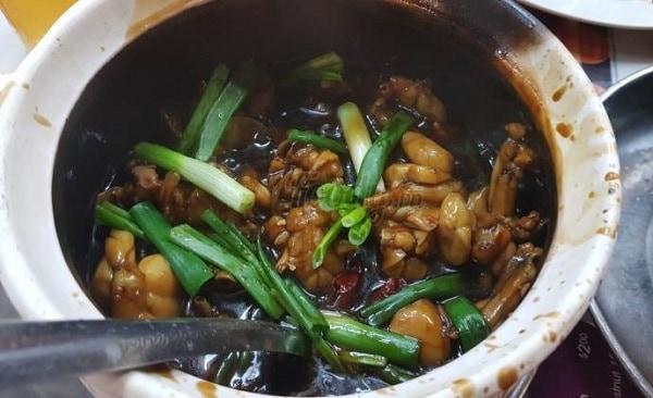 Lion City Frog Porridge là địa điểm ăn cháo ếch Singapore nổi tiếng