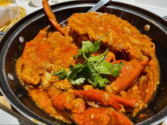 Nên ăn cua sốt ở đâu Singapore?