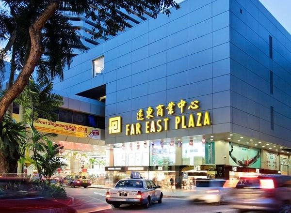 Far East Plaza, địa chỉ mua sắm giá rẻ ở Singapore dành cho giới trẻ