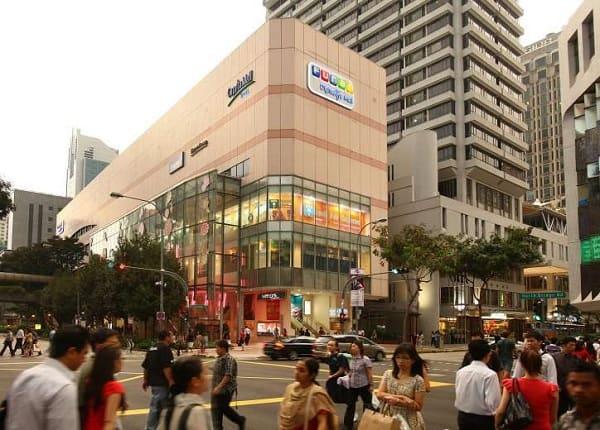 Funan Digital Mall, địa chỉ mua sắm giá rẻ ở Singapore dành cho đồ công nghệ