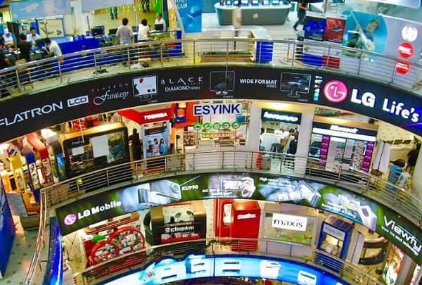 Sim Lim Square, địa chỉ mua sắm hàng điện tử giá rẻ ở Singapore