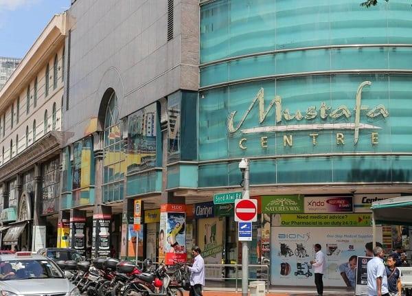 Địa chỉ mua sắm giá rẻ ở Singapore: Mustafa Centre ở khu tiểu Ấn