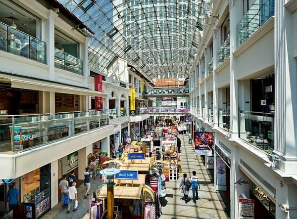Bugis Junction, địa chỉ mua sắm giá rẻ ở Singapore nổi tiếng nhất