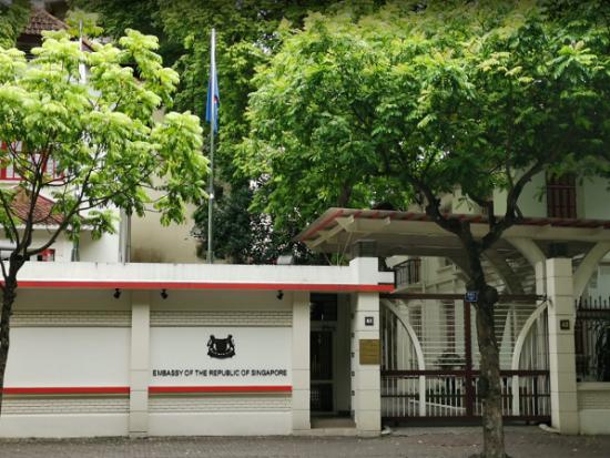 Hướng dẫn thủ tục xin visa Singapore mới nhất. Địa chỉ đại sứ quán Singapore tại Việt Nam