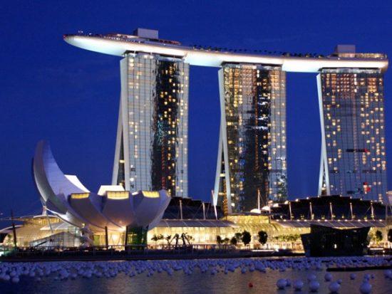 Marina Bay Sands là gì? Khách sạn lớn nhất ở Singapore. Khách sạn Marina Bay Sands
