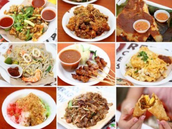 Lễ hội ẩm thực Singapore. Lễ hội ẩm thực lớn nhất ở Singpore