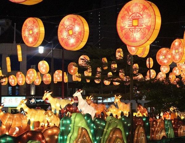 Tháng 2 ở Singapore có lễ hội, sự kiện gì lớn? Top lễ hội, sự kiện lớn nhất ở Singapore. Tết Nguyên Đán