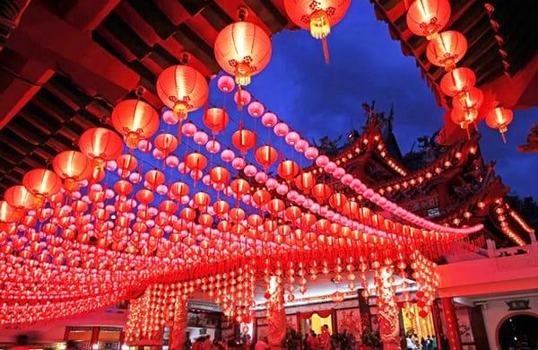 Du lịch mùa lễ hội tháng 9 ở Singapore cực hấp dẫn. Tết Trung Thu