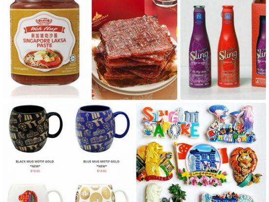 Gợi ý những món đồ lưu niệm Singapore để mua về nhà