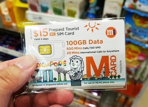 Sim 4G Singapore giá bao nhiêu, nên mua sim 4G Singapore ở đâu?