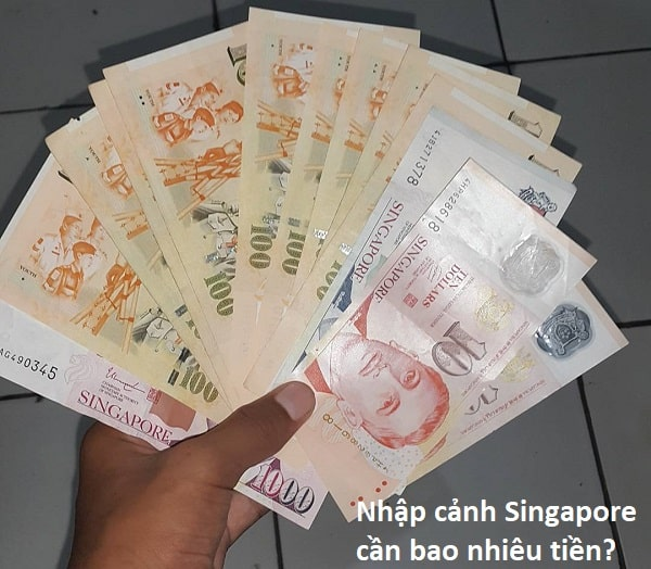 Nhập cảnh Singapore cần mang bao nhiêu tiền? Kinh nghiệm nhập cảnh Singapore